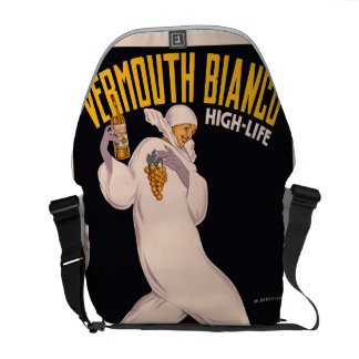 Vermouth Bianco, high-life, Isolabella Messenger Bag