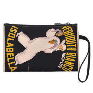 Vermouth Bianco, high-life, Isolabella Wristlet