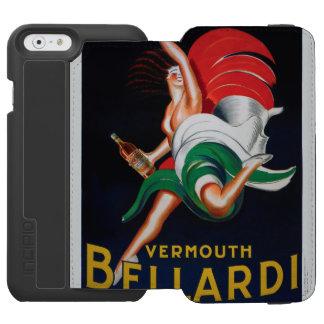Vermú Bellardi Torino Funda Billetera Para iPhone 6 Watson