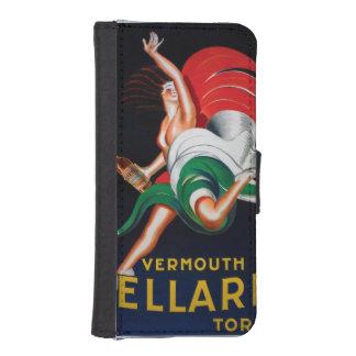 Vermú Bellardi Torino Funda Tipo Billetera Para iPhone 5