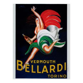 Vermú Bellardi Torino Postales