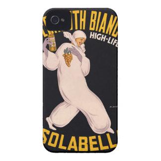 Vermú Bianco, alto-vida, Isolabella Case-Mate iPhone 4 Cárcasas