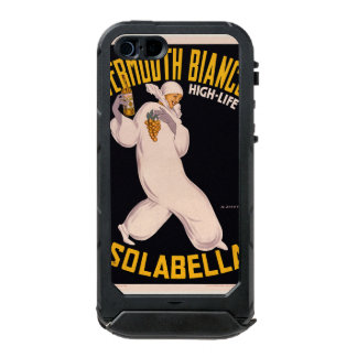 Vermú Bianco, alto-vida, Isolabella Funda Para iPhone 5 Incipio ATLAS ID