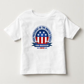 Vern Wuensche Toddler T-shirt