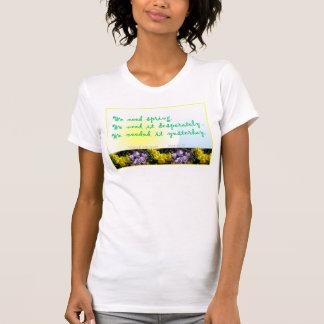 Vernal Equinox shirt