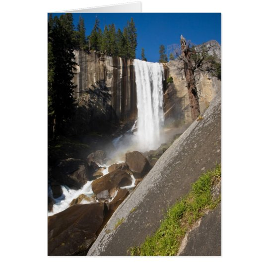 Vernal Falls Card