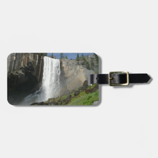 Vernal Falls I from Yosemite National Park Tags For Luggage