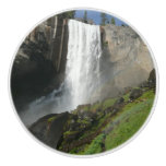 Vernal Falls I in Yosemite National Park Ceramic Knob