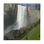 Vernal Falls I in Yosemite National Park Ceramic Tile