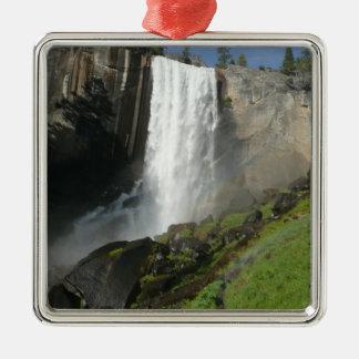 Vernal Falls I in Yosemite National Park Metal Ornament