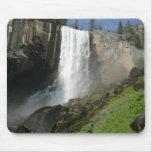 Vernal Falls I in Yosemite National Park Mouse Pad