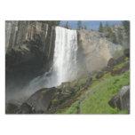 Vernal Falls I in Yosemite National Park Tissue Paper