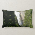 Vernal Falls II in Yosemite National Park Lumbar Pillow
