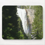 Vernal Falls II in Yosemite National Park Mouse Pad
