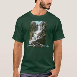 Vernal Falls Painted Men's Shirt