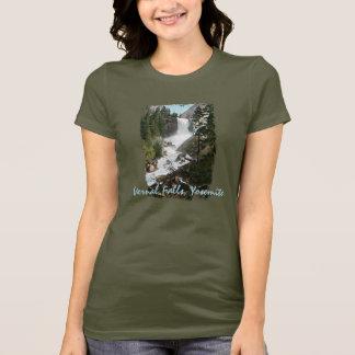 Vernal Falls Painted Women's Shirt