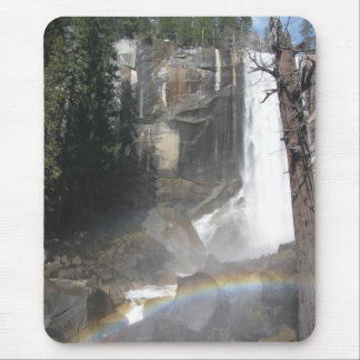Vernal Falls Rainbow -Yosemite Mouse Pad