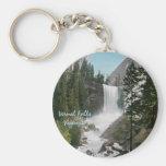 Vernal Falls Vintage Yosemite Keychain