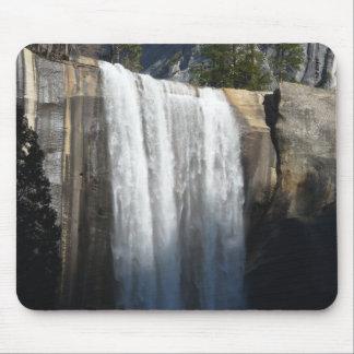 Vernal Falls - Yosemite National Park Mouse Pad