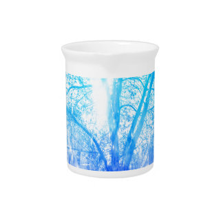 Vernal Tree Beverage Pitcher