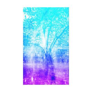 Vernal Tree Canvas Print
