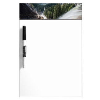 Vernall Fall and Mist Trail Dry Erase Board