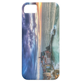 Vernazza at sunset, Italy iPhone 5 Cases