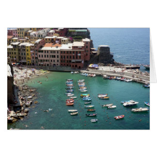 vernazza boating card