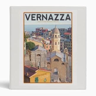 Vernazza - Church of Santa Margherita d'Antiochia Binder