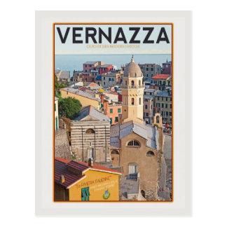 Vernazza - Church of Santa Margherita d'Antiochia Post Cards