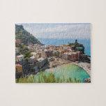 """Vernazza - Cinque Terre - Italia puzzle<br><div class=""""desc"""">Beautiful puzzle of Vernazza,  one of the Cinque Terre,  Italy.</div>"""