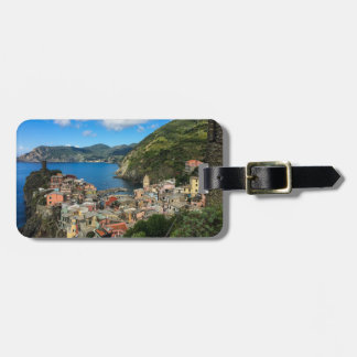 Vernazza, Cinque Terre, Italy, Europe Luggage Tags