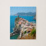 "Vernazza Cinque Terre Italy Jigsaw Puzzle<br><div class=""desc"">Vernazza Cinque Terre Italy in the Italian Riviera</div>"