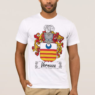Vernazza Family Crest T-Shirt