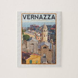 Vernazza - iglesia del d'Antiochia de Santa Marghe Puzzle