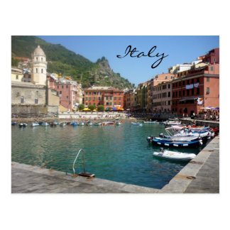 vernazza Italia Tarjetas Postales