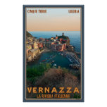 Vernazza Poster