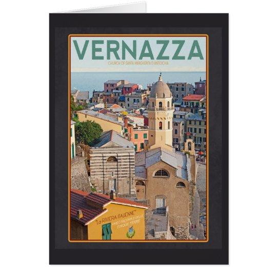 Vernazza - Santa Margherita d'Antiochia - b Card