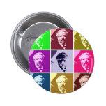 Verne PopArt 2 Inch Round Button