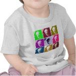 Verne PopArt Camisetas