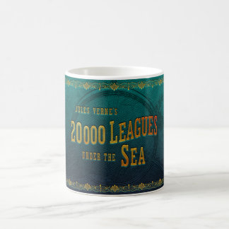 Verne's 20,000 Leagues by David McCamant Coffee Mug