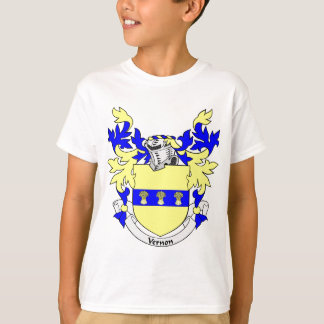 VERNON Coat of Arms T-Shirt