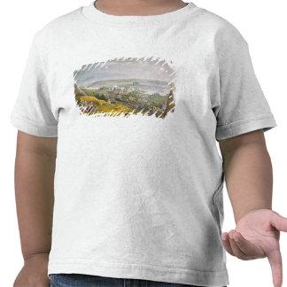"""Vernon, de """"opiniónes sobre el Sena"""", grabado por Camiseta"""