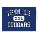 Vernon Hills - pumas - alto - Vernon Hills Felicitacion