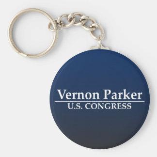 Vernon Parker U.S. Congress Keychain