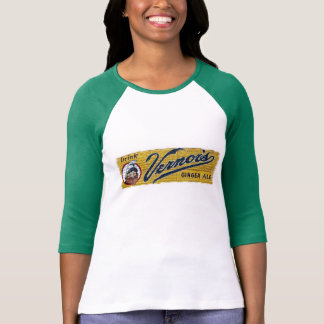 Vernors ad on a public wall from 1928 t shirt