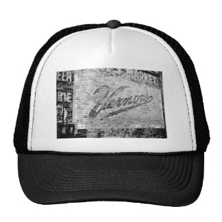 Vernors Brick Wall 1999 Ann Arbor Michigan Trucker Hat