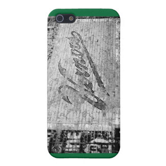 Vernor's Wall Ann Arbor Michigan Brick Wall iPhone SE/5/5s Cover