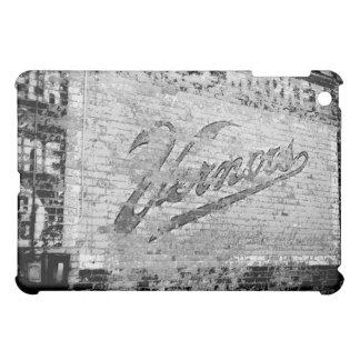 Vernor's Wall Ann Arbor Michigan Brick Wall Retro iPad Mini Cover