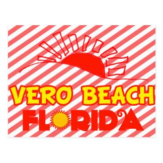 Vero Beach, Florida Postcard